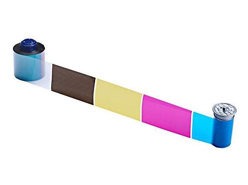 Datacard CMYKP Colour Pigment Ink Ribbon (513382-201) - 1000 Prints