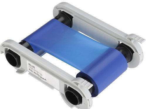 Evolis Blue Monochrome Ribbon (RCT012NAA) - 1000 Prints
