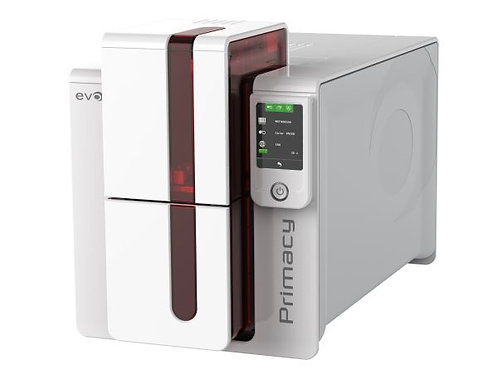 Evolis Primacy ID Card Printer with LCD Touchscreen / Dual Sided