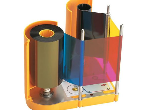 Magicard Prima 8 YMCK-UV Colour Ribbon (Prima 834) - 750 Prints