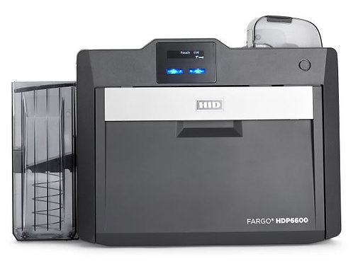 HID Fargo HDP6600 Retransfer ID Card Printer