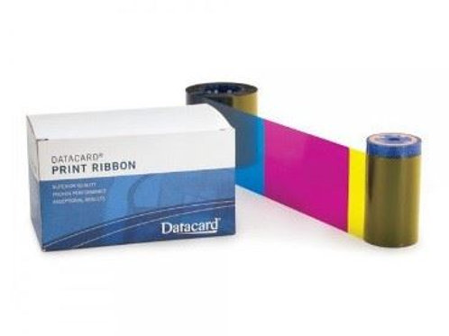 Datacard YMCKT Colour Ribbon (535700-004-R095) - 500 Prints