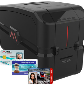 Matica Popular ID card printers