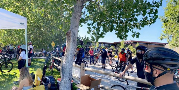 Ride for Racial Justice