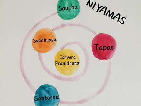 Niyamas. (Las ramas del Yoga III)