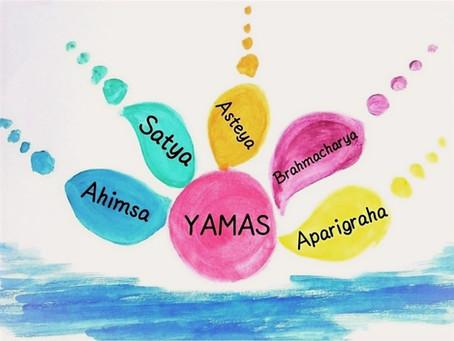 Yoga, una forma de vida. Yamas (Las ramas del Yoga II)
