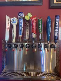 Beers on Draft