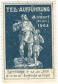 1905 Altdorf_Tellspiele_1905__201x290_.j