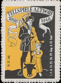1948 Briefmarke Tellspiele.png
