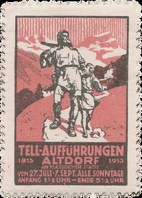 1913 Briefmarke rot.png