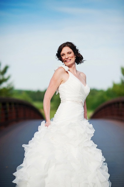 Bridal Makeup Artist Candace French