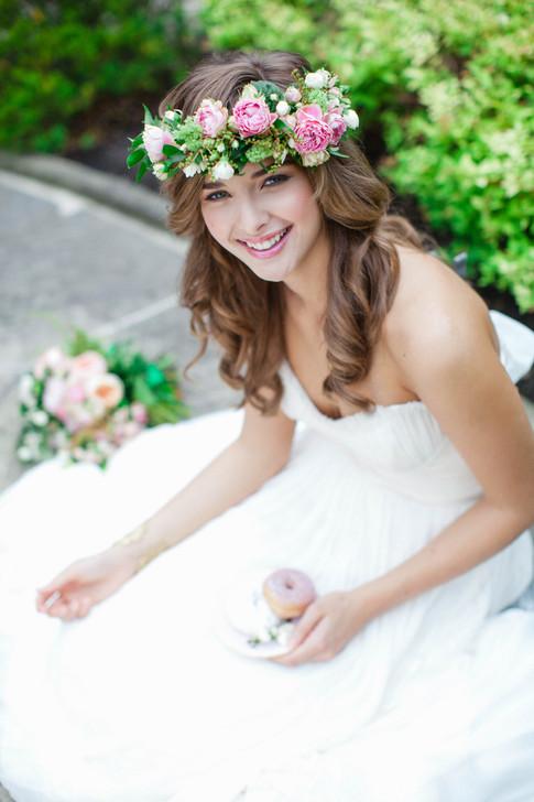 Graydon Hall Bridal Makeup Artist Candace French