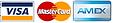 Toronto Maketup Artist Accepts Visa Mastercard American Express Paypal