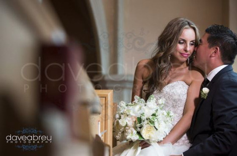 Bridal Makeup Artist Candace French Distillery District Toronto