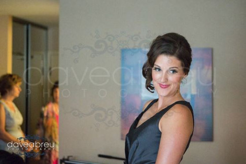 Distillery District Bridal Makeup Artist Candace French