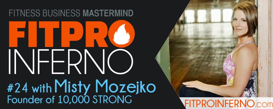 Teresa Misty Mozejko podcast