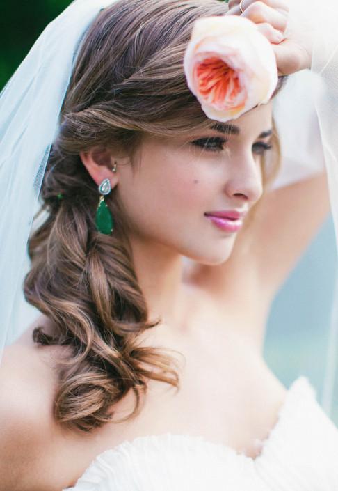 North York Wedding Hair Stylist Candace French