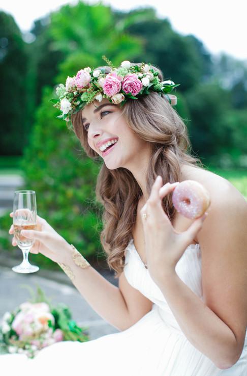 Graydon Hall Wedding Makeup Artist Candace French
