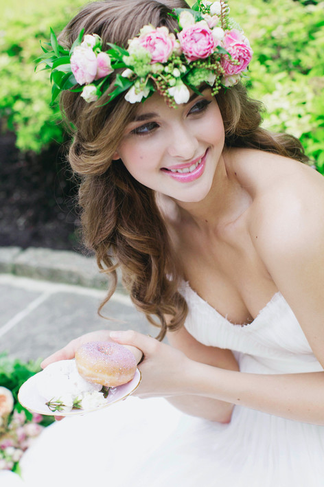 Bridal Makeup Artist North York Candace French