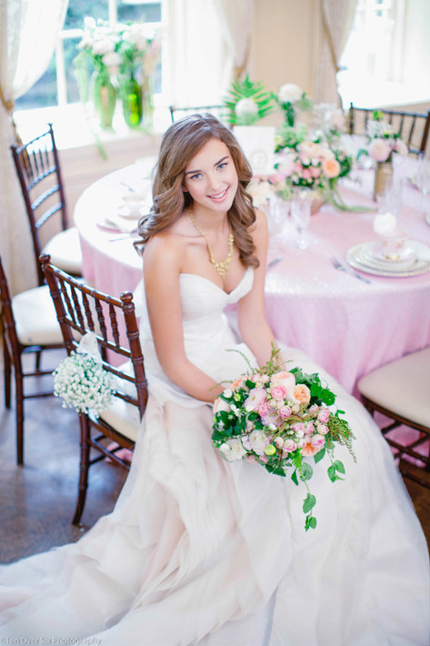 Bridal Makeup Artist Toronto Candace French
