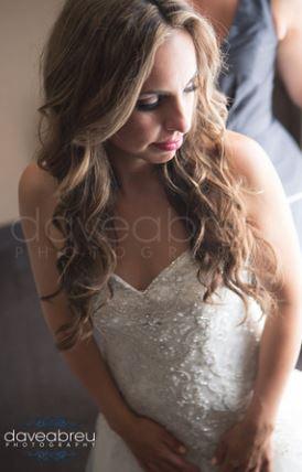 Bridal Makeup Artist Toronto Candace French