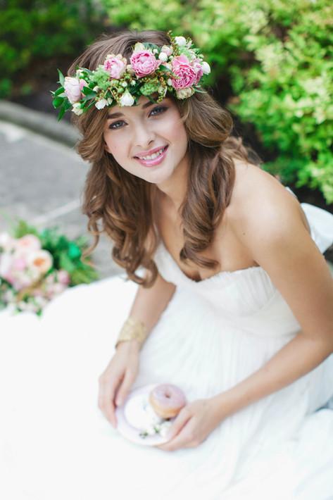 Graydon Hall Bridal Hair Stylist Candace French