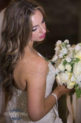Wedding Makeup Artist Candace French Distillery District Toronto