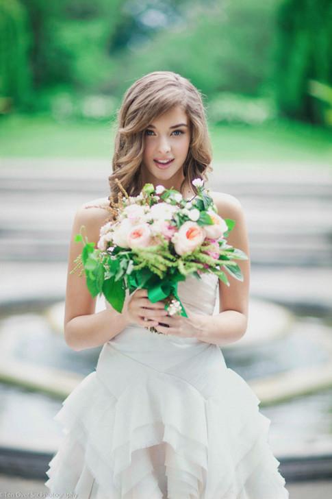 Wedding Hair Stylist Candace French