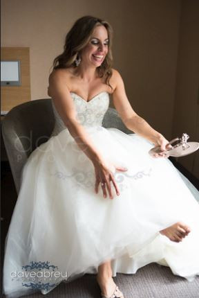 Bridal Hair Stylist Candace French