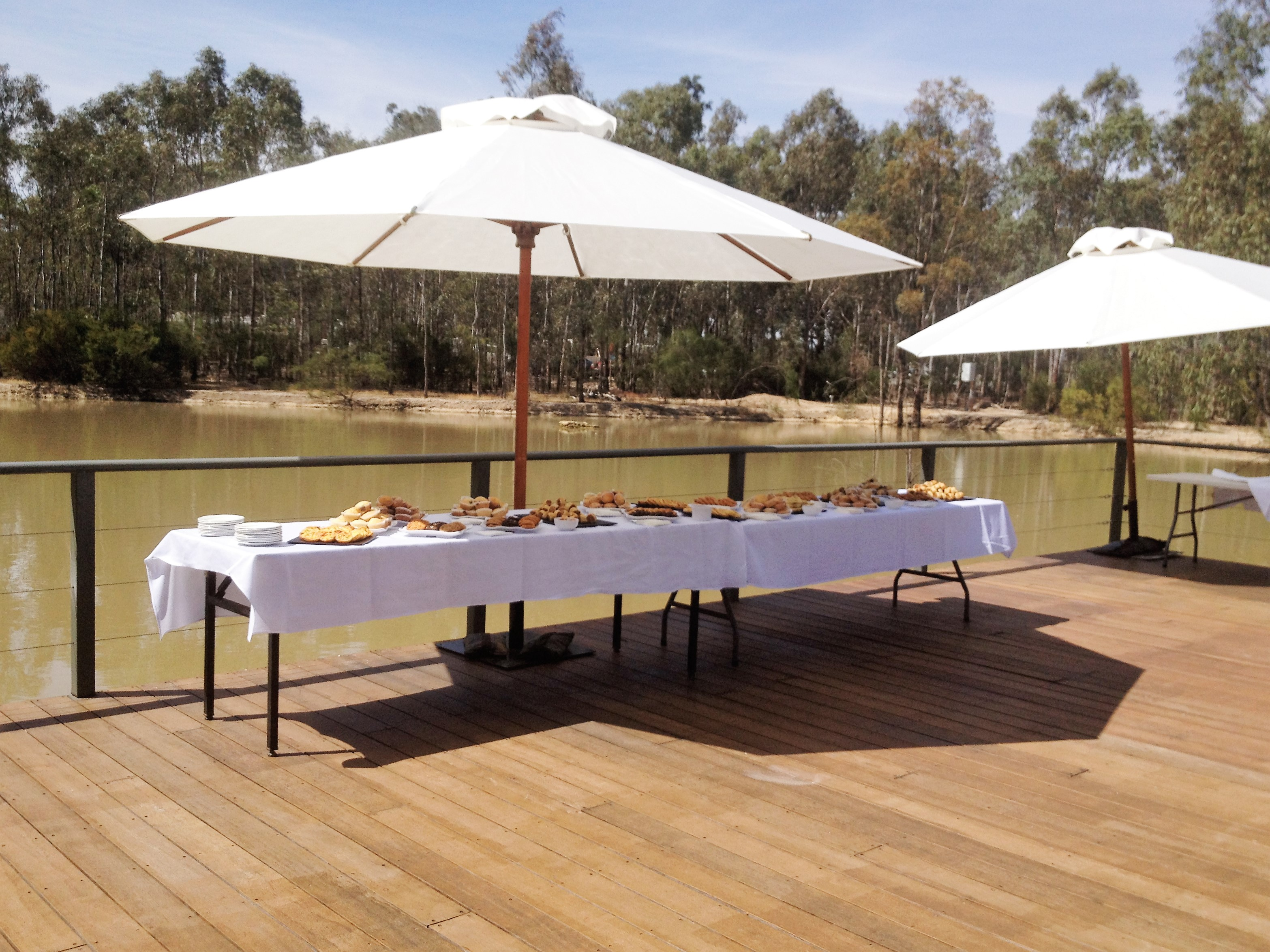 deck catering