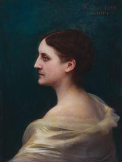 Pascal Dagnan Bouveret - Portrait de femme, 1912