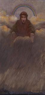 Nelson Dias, Jesus face aux pêchés des hommes, 1906
