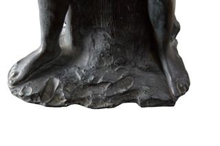 Jeune femme, Rodin