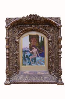 Maurice Ray, orientale, vers 1910