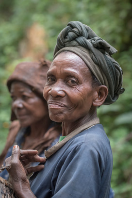The Forest People of Uganda