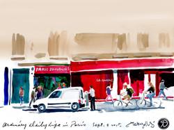 Ordinary Daily Life in Paris