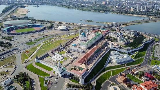 Большая обзорная экскурсия по Казани с п