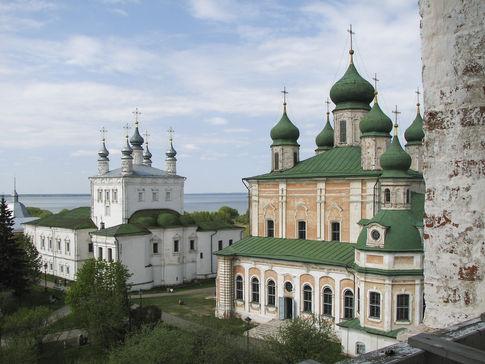 Переславль Залесский и Ростов Великий