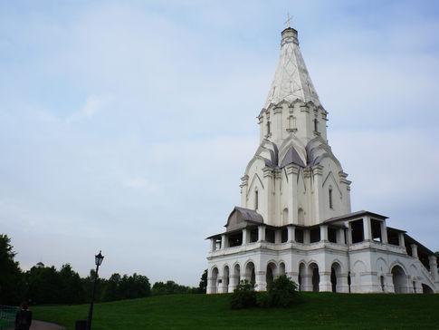 Историческая Москва