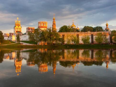 Православные монастыри Москвы