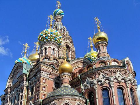 Соборы Санкт-Петербурга