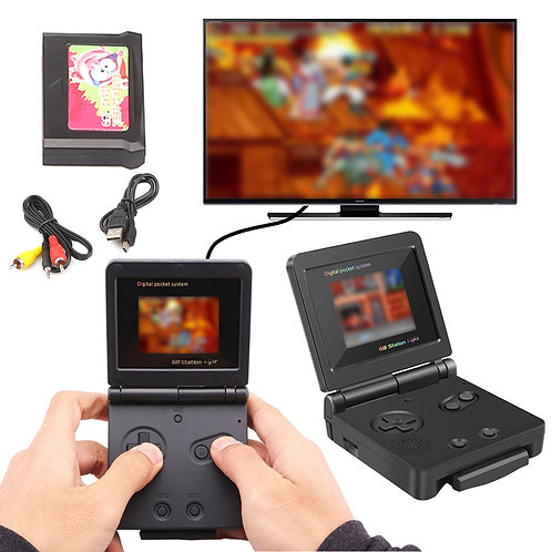 8 Bits PVP Station Portable Video Game Console