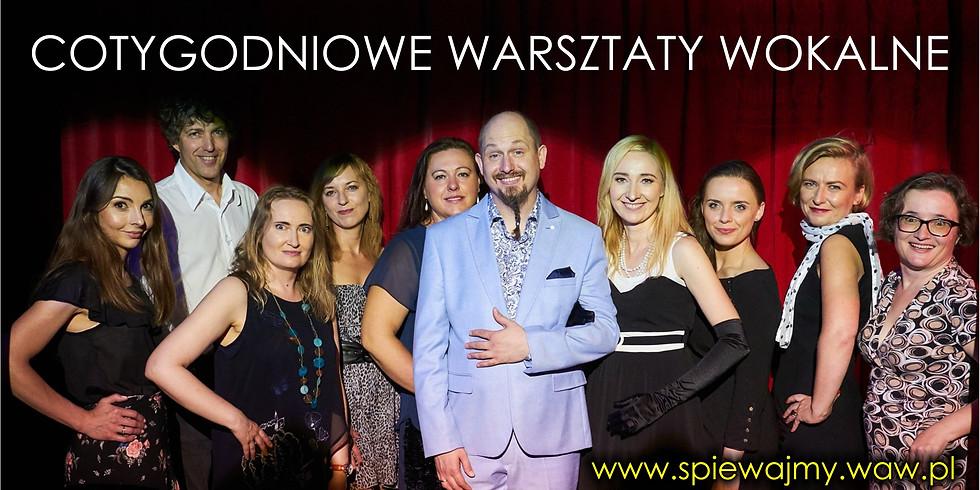 Cotygodniowe Warsztaty Wokalne