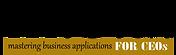 MBA for CEOs - Logo transparent black.pn