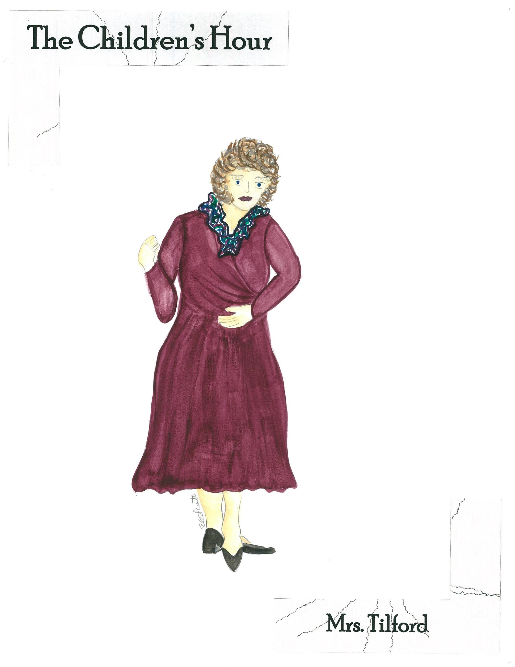 Children's Hour - Mrs. TIlford