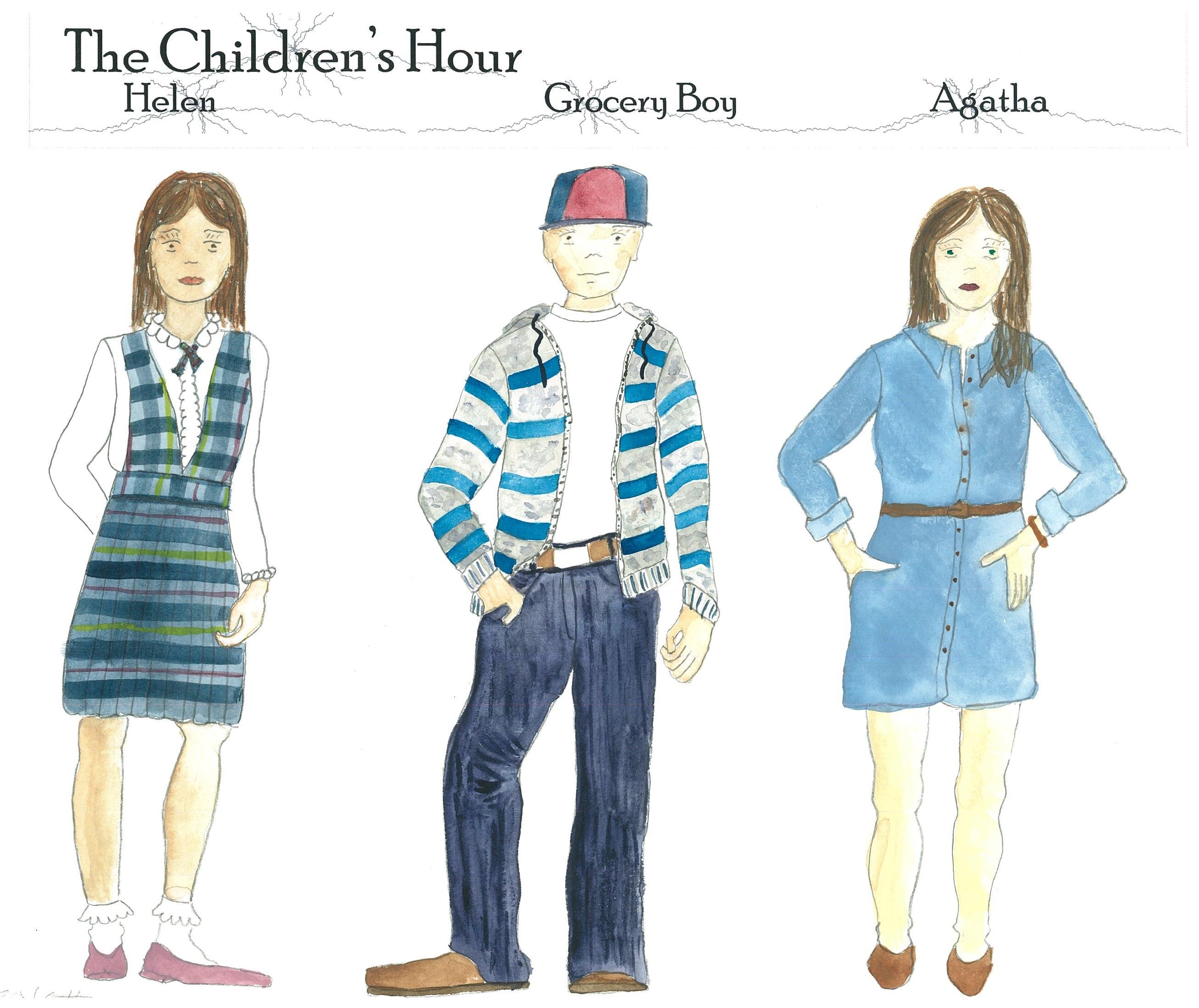 Children's Hour - Ensemble