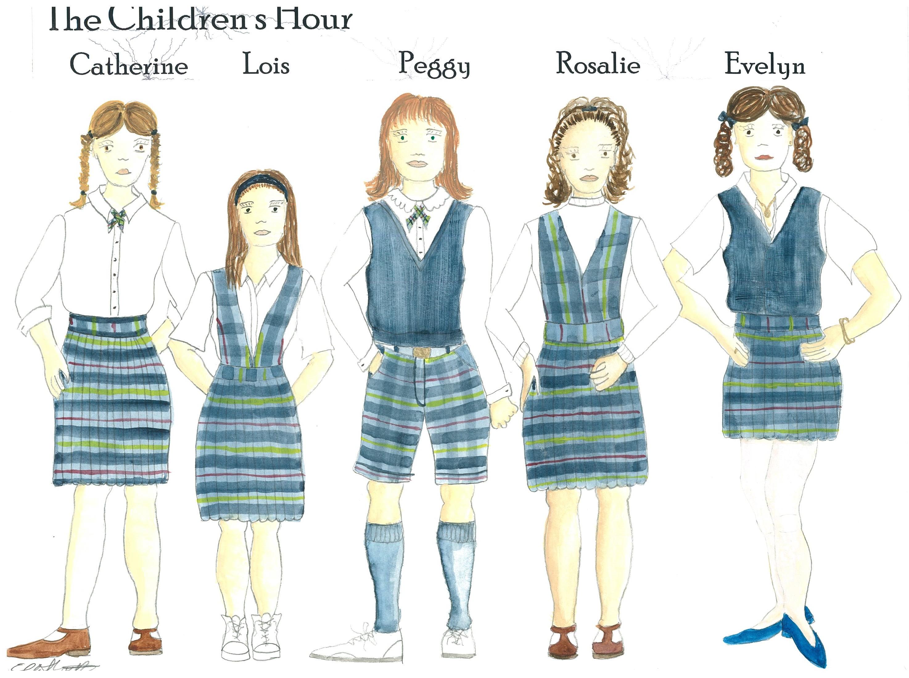 Children's Hour - Students