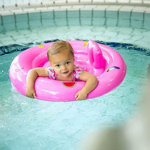 Swim Essentials - Band roze