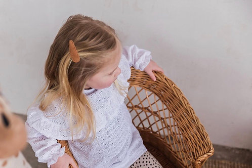 Bykels - Broderie blouse