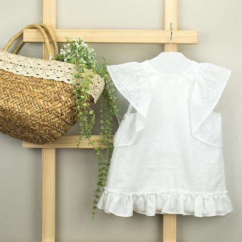 Babidu - White dress